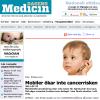 Manipulerad forskning om hjärntumörrisker för mobilanvändande barn