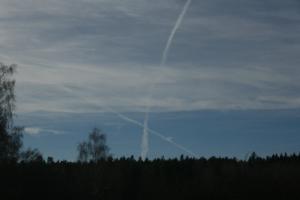 himmel kors 12 mars 2014