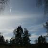 Intensiv besprutning av stockholmsluften helgen 8-9 mars 2014
